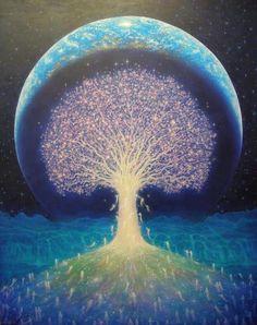 Todos somos uno con la tierra.