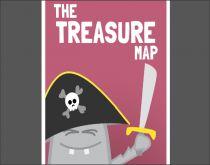 The Treasure Map, by Matt Ryan from Rubbish books