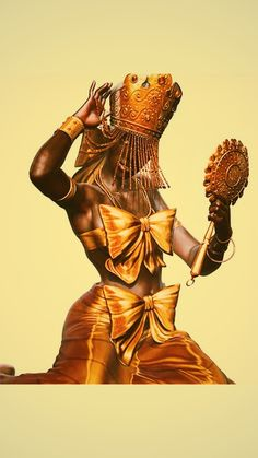 African Mythology, African Goddess, African Culture, African Art, Oshun Goddess, Goddess Art, Orishas Yoruba, Yoruba Religion, Black Love Art