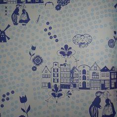 Onszelf Kids Wallpaper - Holland Purple
