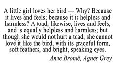 Agnes Grey ~ Anne Brontë