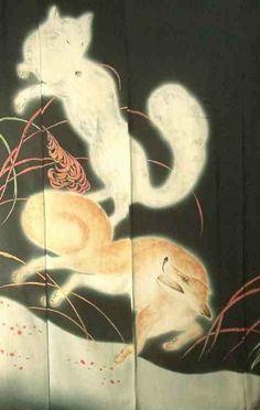 Dossier février 2015 : Le Kitsune - Esprit-renard japonais 0685f0e0b2f4621e0b8bee1c8b796087