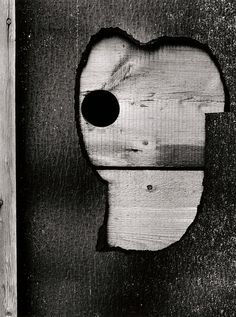 Aaron Siskind (American, 1903-1991)  Gloucester 16A  1944  #Aaron Siskind #Siskind #American photography #Gloucester #1940s