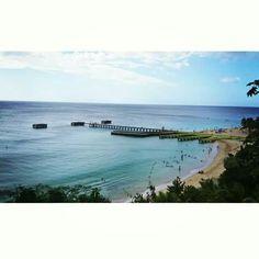 Crash boat beach, Aguadilla P.R
