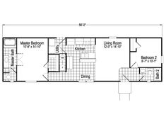 243 Best Home Design, Single Wide images in 2019 | Single ...  Cappaert Fema Mobile Home Floor Plans on