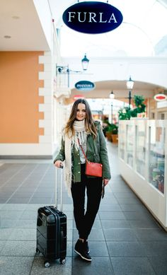 Jak wyglądać dobrze podczas podróży i czuć się komfortowo? - Fashion & More