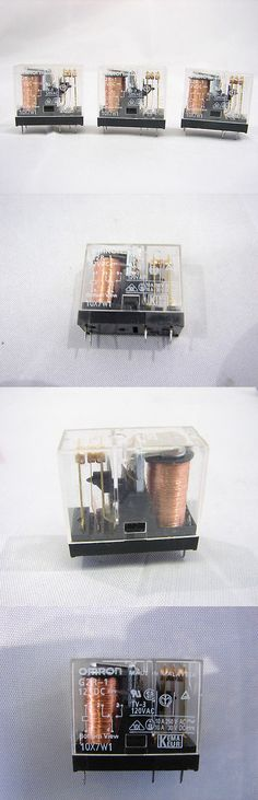 business commercial: Omron G2r-1 Relay 12Vdc (Lot Of 3) **Nnb** -> BUY IT NOW ONLY: $32 on eBay!