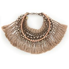 love the tassels and pearls combo on this.  need to go downtown la to buy supplies pronto!
