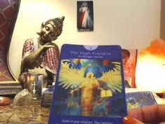 Cancer June 2015 Angelic Tarot, Oracle Card Reading
