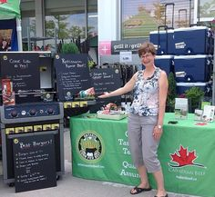 This summer, if your home is in southern Ontario, you're in luck! The Ontario Corn Fed Beef Mobile Kitchen will be rolling into some local Loblaw and affiliate stores with a sampling and demo tour like never before! And Canada Beef staff will be on board as well for select Mega Events, so be sure to come on out and meet us! Here are a few pic's to give you a sneak preview – this is a Food Truck like no other! #ONCOrnFedBeef #LoveCDNbeef
