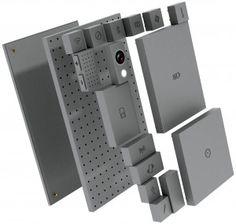 PhoneBlocks tracta de construir telèfons on l'usuari decideix com vol que sigui a través d'uns mòduls intercanviables que s'instal·len a la part posterior