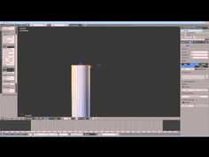 Blender Quick Tip on using the Spin Tool - YouTube