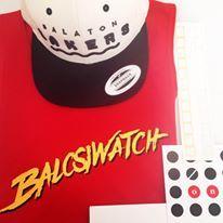 #balcsi Budapest, Mario, The Originals, Character, Lettering