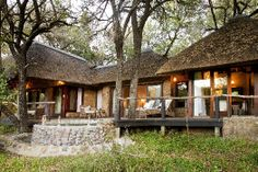 Accommodation bookings for Dulini Safari Lodge, a Luxury Private Lodge in the Sabi Sand Game Reserve, next to the Kruger Park, South Africa. Sand Game, Game Lodge, Thatched House, Private Games, African Safari, African Animals, Game Reserve, Lodges, My Dream Home