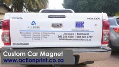 Looking for car magnets? With Free nationwide delivery and 30 min Free design setup, call us today! Car magnets are easy to install & to remove. Custom Car Magnets, Printed Magnets, Car Brands, Kitchen Paint, Custom Cars, How To Apply, Branding, Shape, Prints