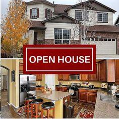 OPEN HOUSE TODAY - Sunday April 24th 1 PM to 4 PM. Come see this gorgeous Vista Ridge home in Erie! Four-bedroom with walk-out basement and stunning backyard on the 15th hole of the Colorado National Golf Club. Mountain views. Move-in ready. Link in bio.