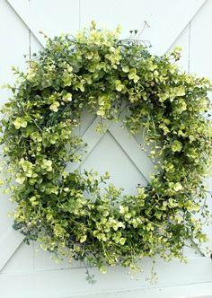 How to Make a Boxwood Wreath