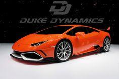 Duke Dynamics Lamborghini Huracán LP610-4