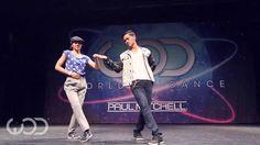 Keone & Mari // World of Dance 2013