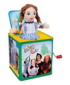 Schylling Wizard of Oz Jack in The Box Toy *** Click image for more details. (This is an affiliate link) Jack In The Box, Fun Songs, The Worst Witch, Toys Online, Funky Junk, Over The Rainbow, Wizard Of Oz, Toy Boxes, Cool Toys