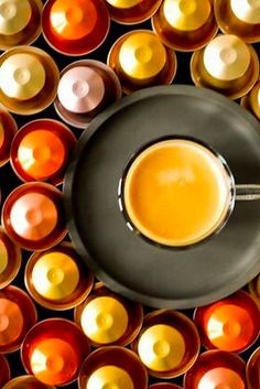Do you choose your daily Nespresso coffee by color or flavor, depending on your mood? Click here to see the entire collection of expertly designed flavors to choose from.