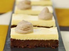 Gâteau au chocolat et au citron