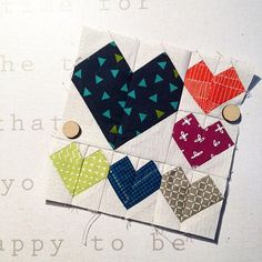 #thesplendidsampler blocks are so fun to put together! This one is by @happyquiltingmc - love it Melissa!