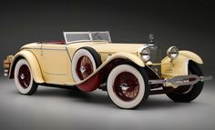 1927 Mercedes Benz 680 S Mercedes Benz Car Classic cars Cabriolet.jpg