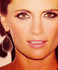 Detective Kate Beckett from Castle :) so pretty!