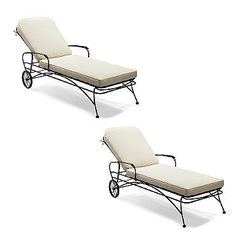 Found it at Wayfair - Mandalay 5-Position Wrought Iron Patio Chaise Lounge | Poolside | Pinterest | Patio chaise lounge Chaise lounges and Patios  sc 1 st  Pinterest : chaise lounge wrought iron - Sectionals, Sofas & Couches