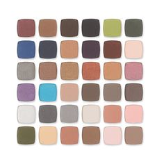 Our gorgeous shades of highly pigmented Limelight matte shadows! Build your own custom color palettes! #limelightbyAlcone #alconeeyeshadows #alcone #eyeshadowpalette #eyeshadows