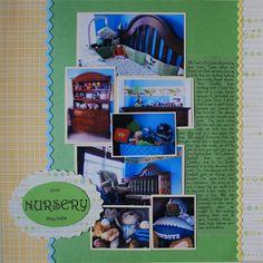 Your Nursery - Scrapbook.com