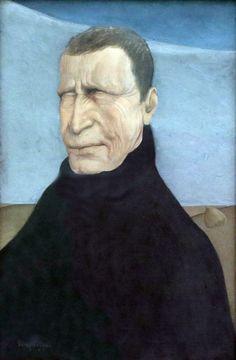 Gustave van de Woestyne. 1881-1947. The blind man.