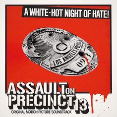 Assault On Precinct 13 (OST)