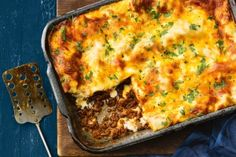 Best-ever lasagne