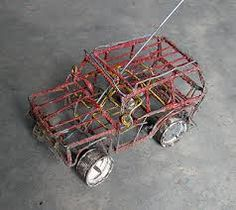 Image result for south african township car made out of wires