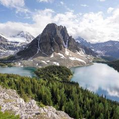Dreaming of views like this Canadian Rockies   Jon...   #adventure #travel #wanderlust #nature #photography