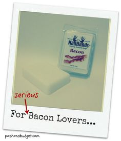 For (serious!)  Bacon Lovers