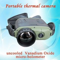 5km detection distance LOT-PTC5800 Portable infrared thermal imaging camera prices