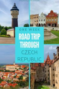 Road Trip Through The Czech Republic: One Week Diverse Itinerary | Packing Up The Pieces