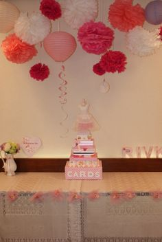 1000 images about joleen 39 s kraamfeest on pinterest baby showers deco and girls - Deco slaapkamer baby meisje ...