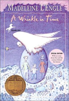 Just in... A Wrinkle in Time... and selling fast! http://www.pwrplaysonlinepalace.com/products/a-wrinkle-in-time-by-madeleine-lengle?utm_campaign=social_autopilot&utm_source=pin&utm_medium=pin