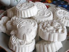 Bánh In (Print Cakes)