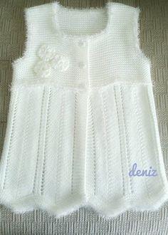 Baby Knitting Patterns, Knitting For Kids, Crochet For Kids, Knitting Designs, Baby Patterns, Free Knitting, Knit Crochet, Knitted Baby, Knitting Stitches
