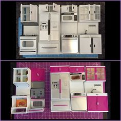 Plush animals residences, all aspects traditional timber buildings to effectively Barbie Dreamhouses. Dreamhouse Barbie, Barbie Doll House, Barbie Dream House, Barbie Dolls, Barbie Clothes, Dolls Dolls, Modern Dollhouse Furniture, Diy Barbie Furniture, Barbie Diorama