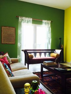 Colours Dekor: Summer at Harshis