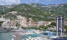 Dicas de hotéis na Costa Amalfitana