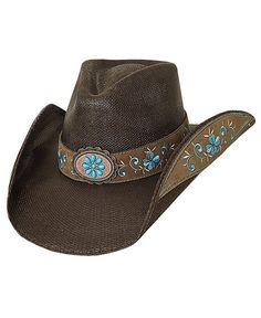 4c2886993f6714 Bullhide Forever Young Bangora Straw Cowgirl Hat Brown Cowboy Hat, Cowgirl  Chic, Cowgirl Hats