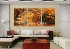 Shop Popular Fall Landscape Paintings from China | Aliexpress