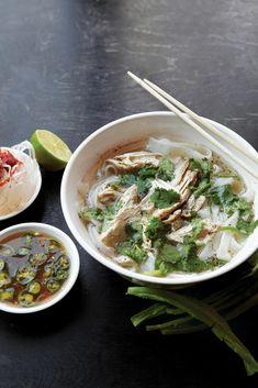 Danny Bowien's Hanoi-Style Breakfast Pho Vietnamese Soup, Vietnamese Recipes, Asian Recipes, Healthy Recipes, Ethnic Recipes, Vietnamese Cuisine, Asian Foods, Healthy Eats, Recipes With Fish Sauce